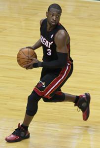dwayne wade basketball