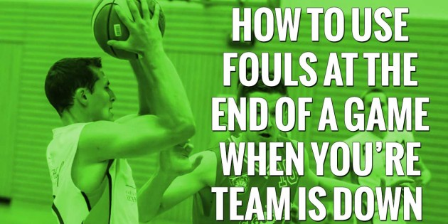 fouls in basketball