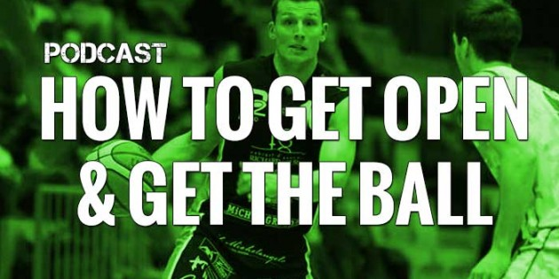 how to get open in basketball
