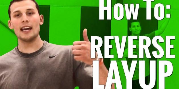 reverse layup tutorial