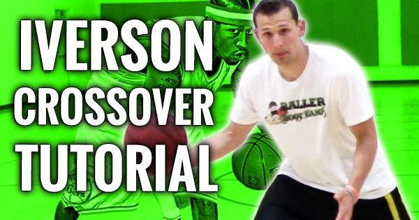 Allen Iverson Crossover