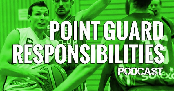 point guard responsibilities