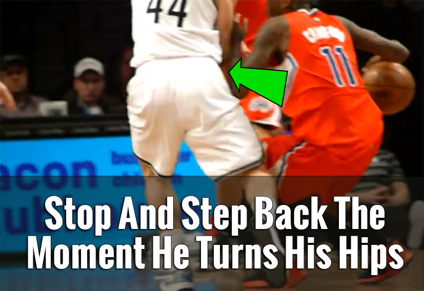 good basketball moves for guards