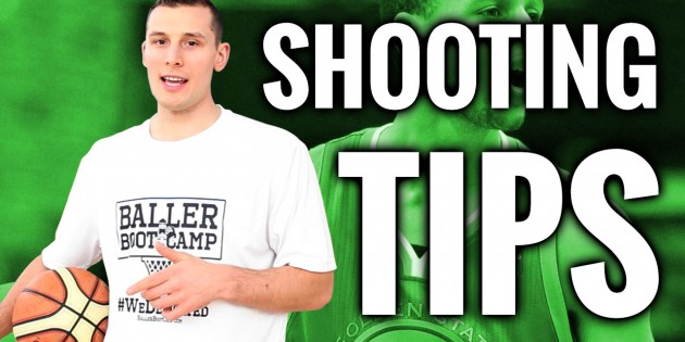 basketball tips for shooting