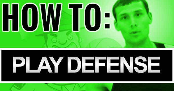 how to play defense