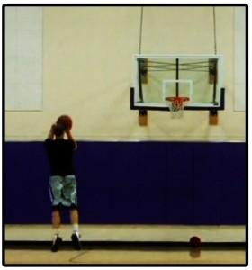 basketball training shooting
