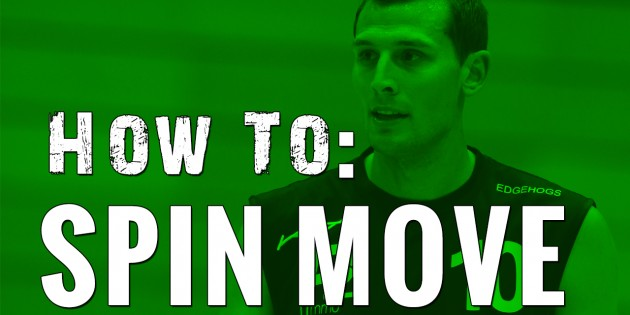 how to do a spin move