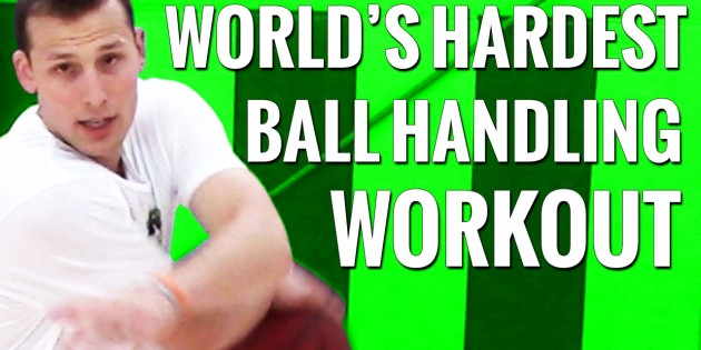 ball handling workout thumbnail