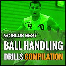 basketball ball handling drills