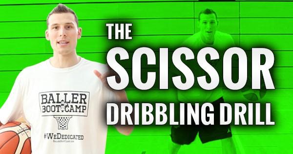 basketball dribbling drill