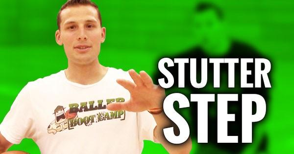 stutter step thumb