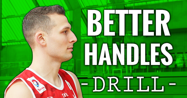 better ball handling drill
