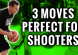basketball moves for shooting guards